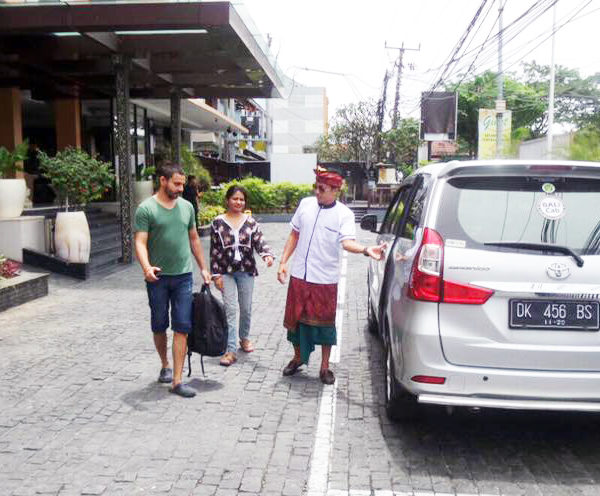 Bali Tour Private Driver
